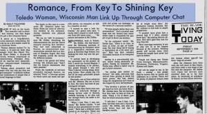 Toledo Blade Sept. 7, 1984
