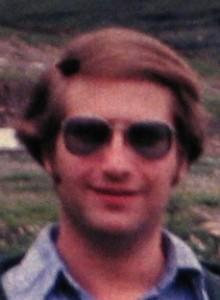 Sherwin - 1975, already a techie